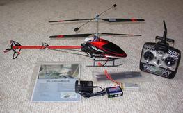 (2) Walkera Lama 400D Helicopters