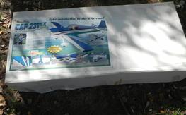 Great Planes Cap231 EX  Arf