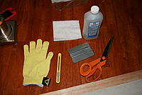 Name: IMG_5680.jpg Views: 42 Size: 555.3 KB Description: Gather your tools and clean your work area.