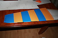 Name: IMG_5708.jpg Views: 40 Size: 337.6 KB Description: Finish smoothing down the bottom of the wing.