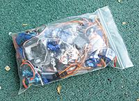 Name: Bag o clapped-out servos.jpg