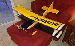 Precision Aerobatics Ultimate AMR Bipe IPA Package bnf ORLANDO