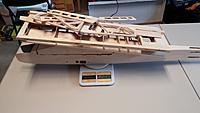 Name: 1219141027.jpg Views: 5 Size: 328.4 KB Description: 26.50 oz. all wood parts. complete aircraft