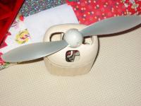 Name: Dare Super Cub Cowl nose on, export version.JPG