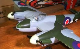 PZ  PNP Mossie Retracts and Flaps will ship