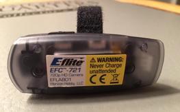 E-flite EFC 721 Camera