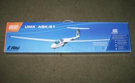 ASK-21  Sailplane BNF