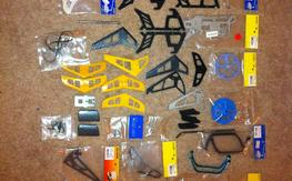 Lot of Misc. 450 Parts