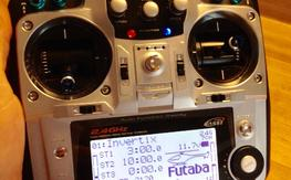 Futaba T10CHG 2.4g computer radio