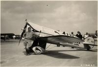 Name: Roscoe Turner and Wedell Model 44.jpg