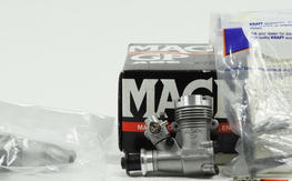 Magnum GP-10 Engine N.I.B. New Engine Mount - Free Shipping