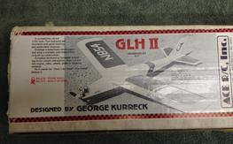 Very Rare - ACE RC GLH II Built Up Wing N.I.B.