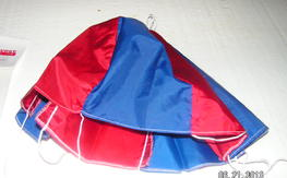 "parachutes pkg says 20"" hI-start 10.00 eachincludes shipping"