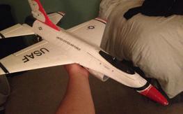 Thunderbird EDF