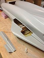 Name: IMG_2791.jpg Views: 40 Size: 268.9 KB Description: Rough cut opening a little small, will sand lip to final size