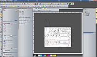 Name: 5.jpg Views: 55 Size: 577.0 KB Description: Planing and drawing everything in ArtCAM to cut with CNC.