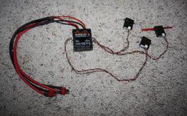 Spektrum AR9110X Powersafe RX