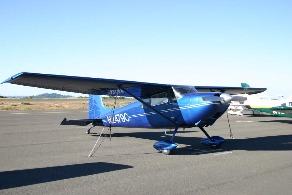 I love this airplane, it a Cessna 180, plus its for sale!