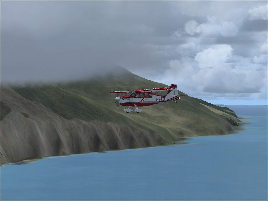 My favorite FSX airplane the Bellanca Super Decathlon.