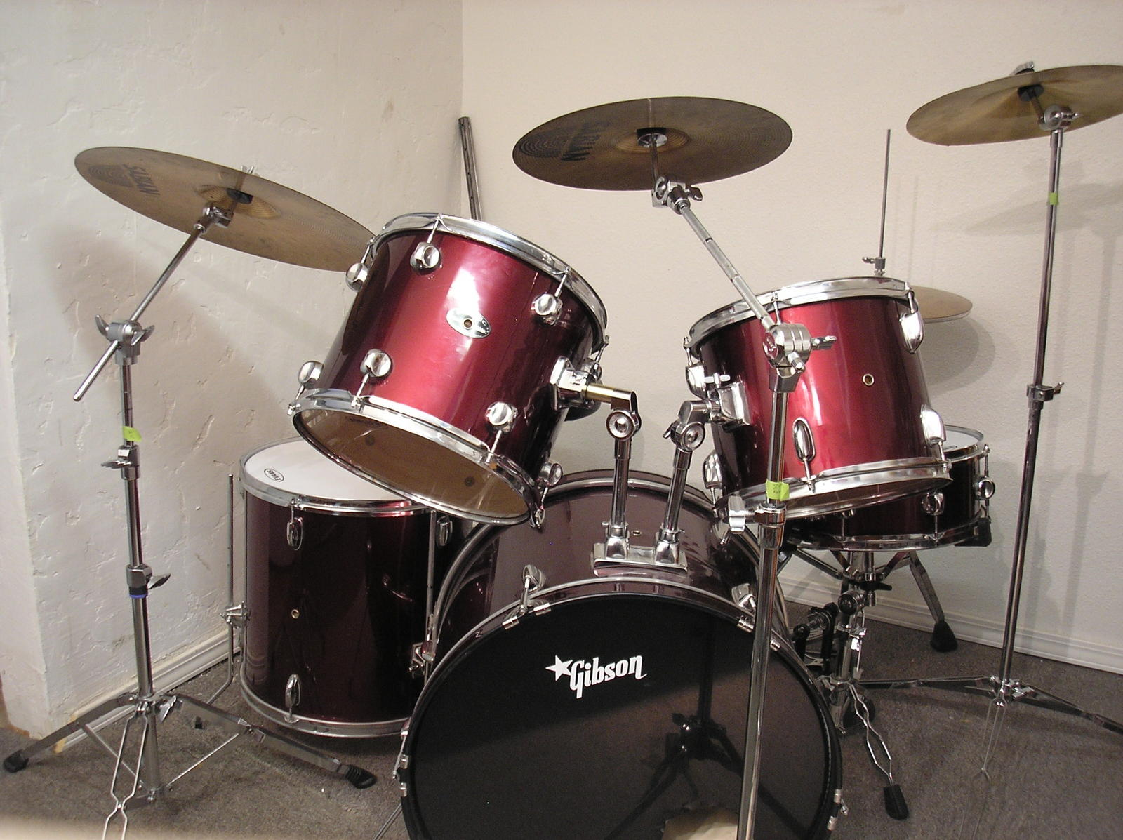 My new kit