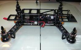 New Lumenier QAV400 Build with MT-2216-11 900Kv T-Motors