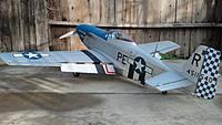 Name: 1 A Excalibur (10).jpg Views: 28 Size: 618.7 KB Description: I always liked this angle of the P-51D.
