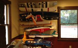 Rc  airplane collection