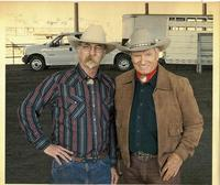 Name: Syd & Horse Whisperer Monty Roberts 2008.jpg