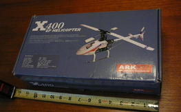 X400 EP Helicopter Kit (PRICE REDUCED)