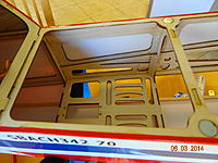 Name: DSC03975.jpg Views: 12 Size: 578.2 KB Description: After re-installing servo tray w/medium CA, I also installed triangle balsa stock to the former sides further securing and strengthening the fuse walls and the regions where the formers had cracked.
