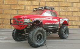 Axial SCX10 Ram Power Wagon (New & Modded)