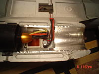 Name: LX A-10 Aluninumized Ducting 002.JPG