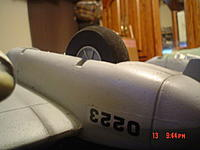 Name: LX A-10 DSR46 Retracts installed 004.JPG