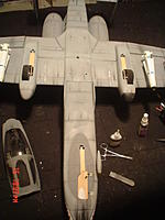 Name: LX A-10 Balsa main gear doors 014.JPG