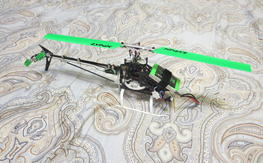 130x: TUNED / UPGRADED with lynx metal head, swash, tail, quantum motor, spares!