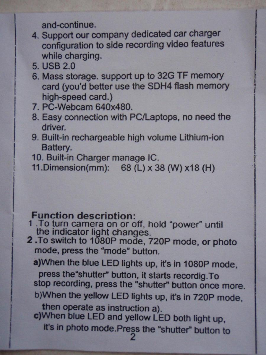 【キーレス型】スパイカメラ総合スレ 2【ペン型】YouTube動画>20本 ->画像>30枚