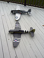 Name: P47 and Sea Fury.jpg