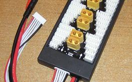 Paraboard XT60 & JST XH 30 Amp NIB