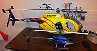 Name: MSR - CopterX 450 - HK600 Hughes 500E.jpg