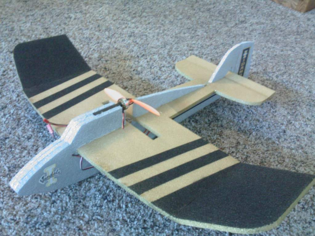 EastBay RC: Some Foamy Scratch-Build Links