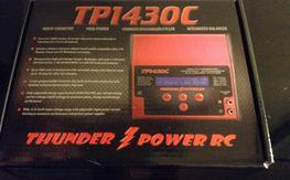 NIB Thunder Power TP1430C- FREE Shipping