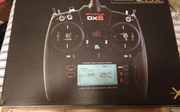 NIB Spektrum DX6-- FREE Shipping