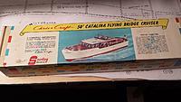 Name: Sterling 1950s 31%22 Chris Craft 50' Catalina Flying Bridge Cruiser kit.jpg Views: 52 Size: 186.5 KB Description: Lucky winner!