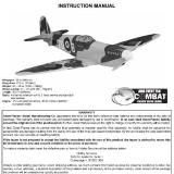The Spitfire 25 instruction manual