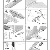 The pictorial assembly guide