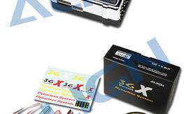 Heg3gx01 - 3gx programmable flybarless system v4.0