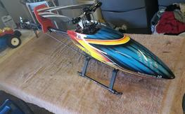 Align 550 Pro DFC Super Combo Helicopter V3