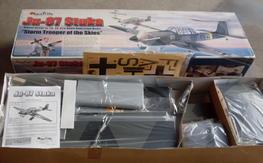 Great Planes Stuka JU-87 .60 Size ARF GPMA1340