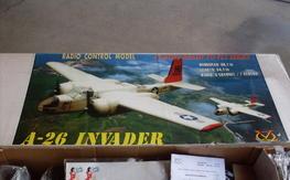 VQ Models A-26 Invader ARF