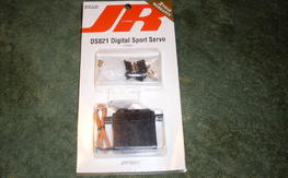 NIP JR DS821 Digital Sport Servo
